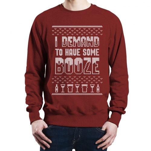 booze-red