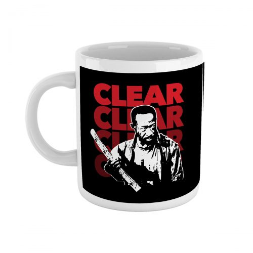 Clear Morgan The Walking Dead Mug