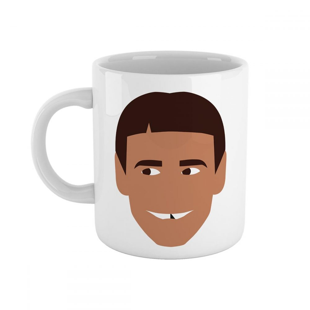 Lloyd Chrimbo Lloyd Christmas Head Dumb and Dumber Mug