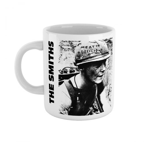 Meat Is Delicious The Smiths Meat Is Murder Funny Spoof Mug