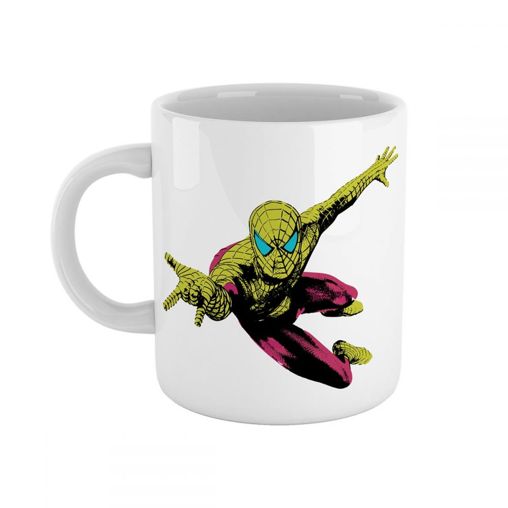 Spiderman Pop Art Mug